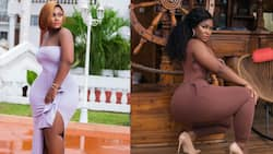 Mother of four shuts down the internet with her curvy figure