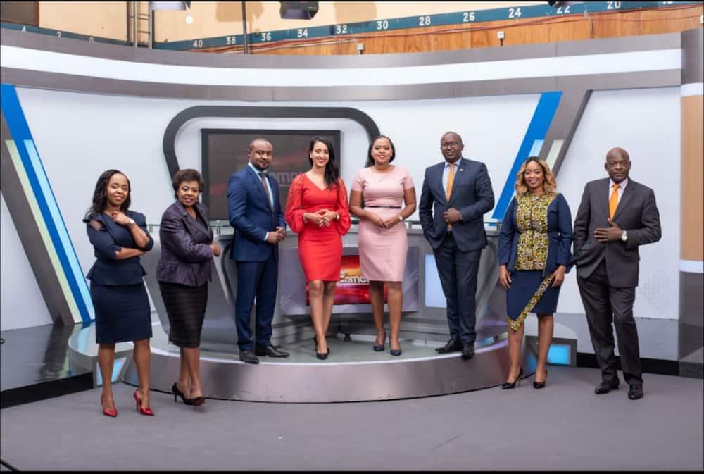 Veteran News Anchors at KBC