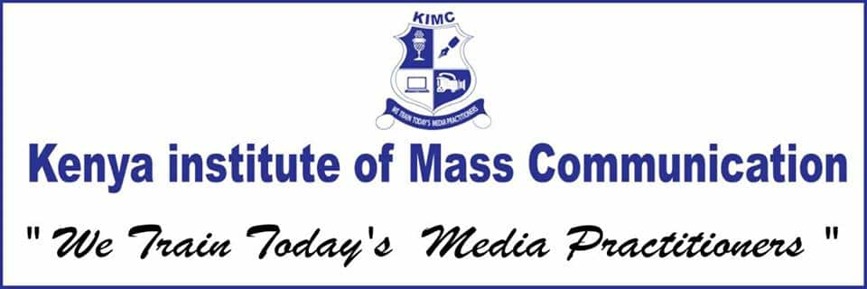 Kenya Institute of Mass Communication fee structure, intake, application, courses