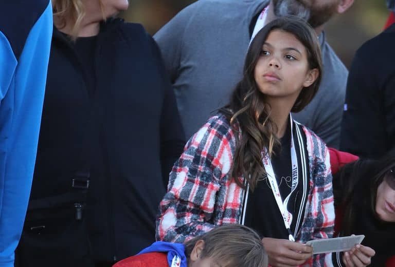tiger woods daughter  sam alexis woods bio and photos