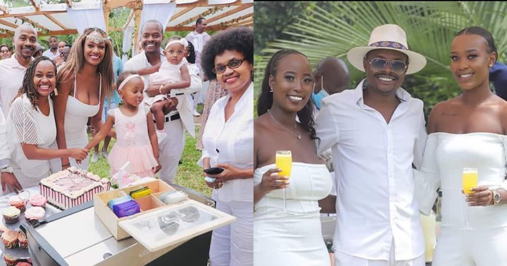 Jubilee vice chairman David Murathe's daughter June Tuto throws huge, exquisite birthday bash