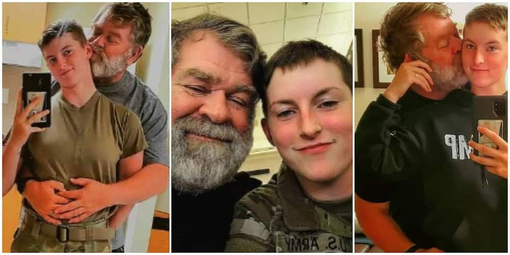 19-year-old military officer in love, marries 61-year-old father-of-two.