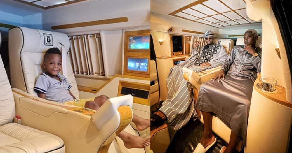 Diamond Platnumz Shows Off New KSh 32 Million Cadillac Escalade with Plane-Like Interior