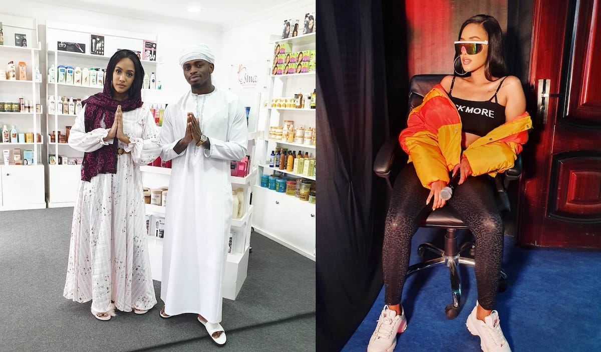 Diamond's lover Tanasha motivates singer to observe Ramadan