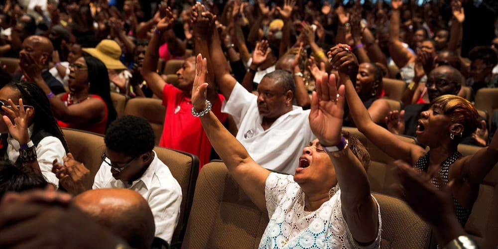 Man says half the prayers women pray in church are for marital blessings