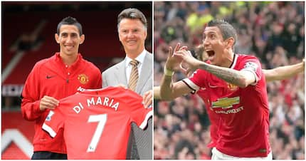 PSG star Angel Di Maria reveals what went wrong at Man United ahead of his return to Old Trafford