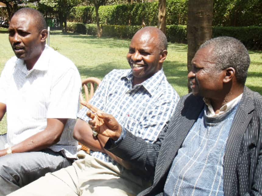 Veteran Uasin Gishu farmer cracks Kenyans after terming Ruto's ally intellectually challenged
