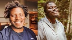 Louis Otieno's son Silas Miami earns master's degree, dedicates it to loved ones