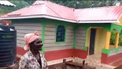 William Ruto Builds House for Elderly Murang'a Woman Who Comically Castigated BBI in English