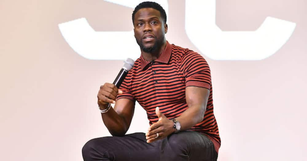 """Kevin Hart's 16-Year-Old Daughter Interning at His Production Company: """"She Wants to Learn My Business"""""""