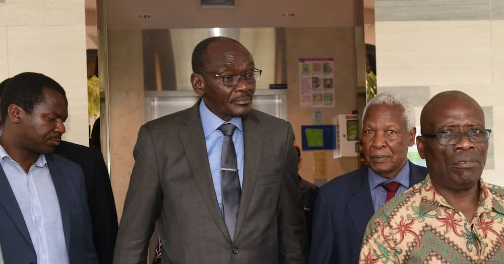 Zimbabwe Vice President Kembo Mohadi Resigns Due to Alleged Improper Conduct