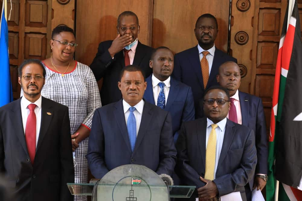 Functions of independent commissions in Kenya