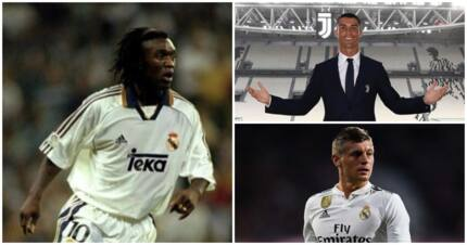 Ronaldo, Eto'o and 3 special players who won the UEFA Champions League with 2 or more clubs