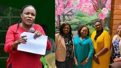 Wangui Ngirici Ashambulia Susan Kihika na Wenzake kwa Kukutana na Waiguru