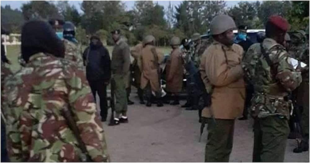 William Ruto's body guards involved in Oscar Sudi's arrest transferred to different stations
