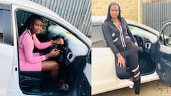 Akima: Meet 27-Year-Old South Sudanese Mother of 2 Driving Uber in Nairobi