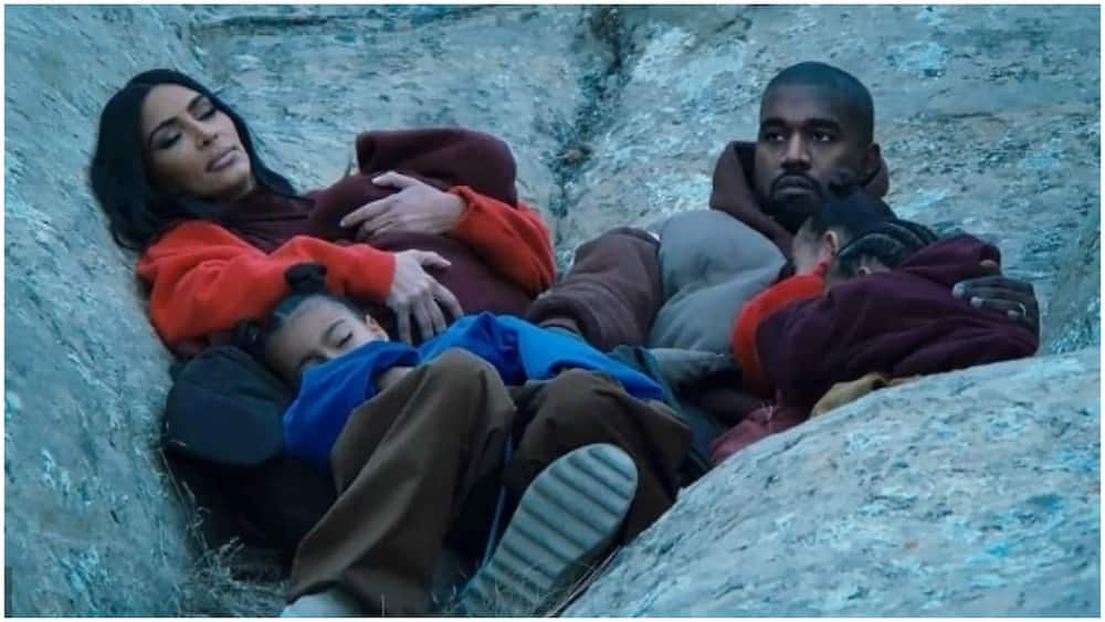 Kanye West drops video for new song Closed on Sunday