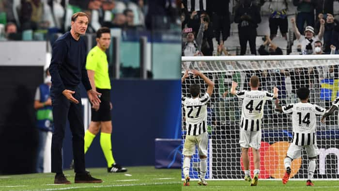 Thomas Tuchel Reveals Why Chelsea Lost to Juventus in The Champions League