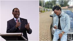 Gospel Singer Bahati Suffers Setback as KFCB Cancels KSh 200k Financial Support over Dirty Content