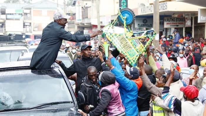 "Deputy President William Ruto Insists He Still ""Owns"" Mt Kenya Region"