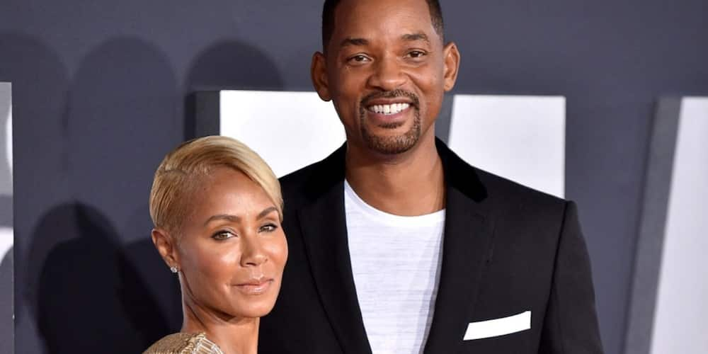 Will Smith's Wife Jada was inspired by her daughter Willow to shave her hair.