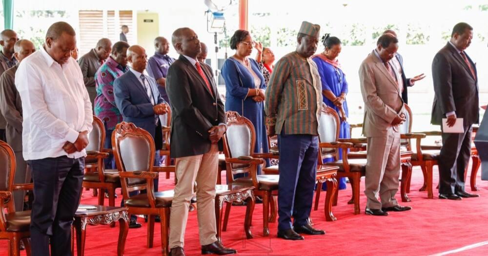 Rais Uhuru atangaza Ijumaa, Oktoba 9 hadi 11 kuwa wikendi ya maombi kwa taifa