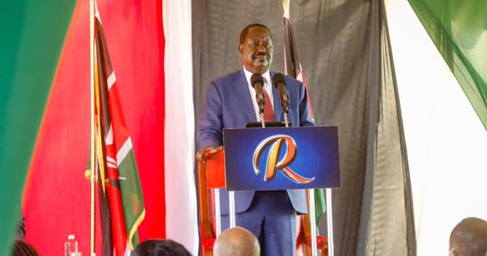 Raila Odinga Hints Launch of All-Inclusive Political Movement Ahead of 2022 Elections