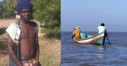Mvuvi wa Kenya awatoroka wanajeshi wa Uganda kwa kuogelea kilomita 5 ziwani Victoria