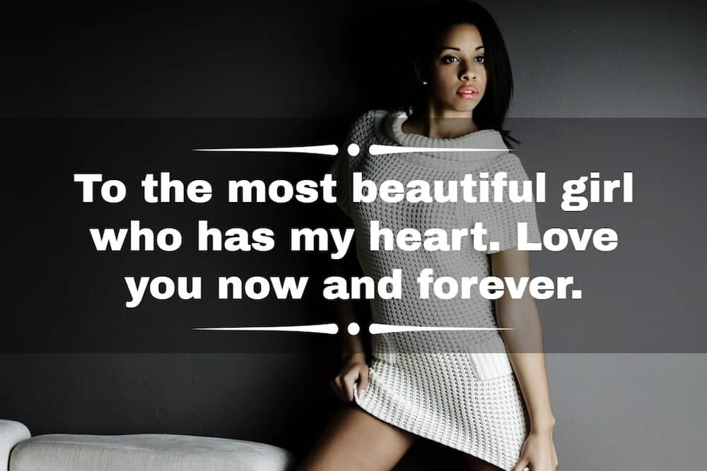 Sweet love images for her with quotes