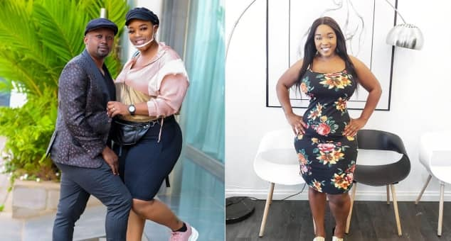 Risper Faith Confirms Hubby Proposed to Her on Instagram