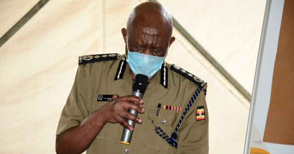 You will regret why your mother gave birth to you, Ugandan police boss warns dissidents