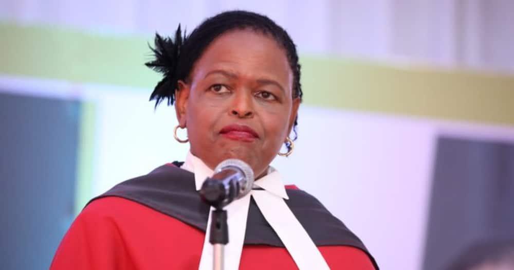 Jaji Mkuu Martha Koome Ashikilia Kuteuliwa kwa Majaji 6, Aonya Dhidi ya Kukandamizwa kwa Mahakama