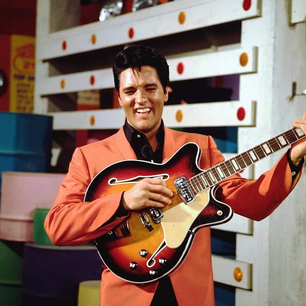 Elvis Presley net worth at time of death