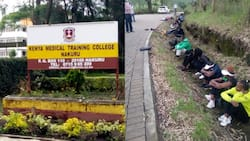 Nakuru: Vijana 21 wanaswa wakipiga picha bila maski, wawekwa karantini ya lazima