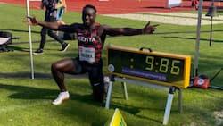 Ferdinand Omanyala: Kenyan Athlete Joins Elite Group of Sprinters as He Sets New National Record in Austria