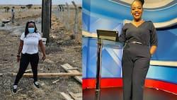 Help me God: TV anchor Zubeidah Koome shows off her investment in Kajiado
