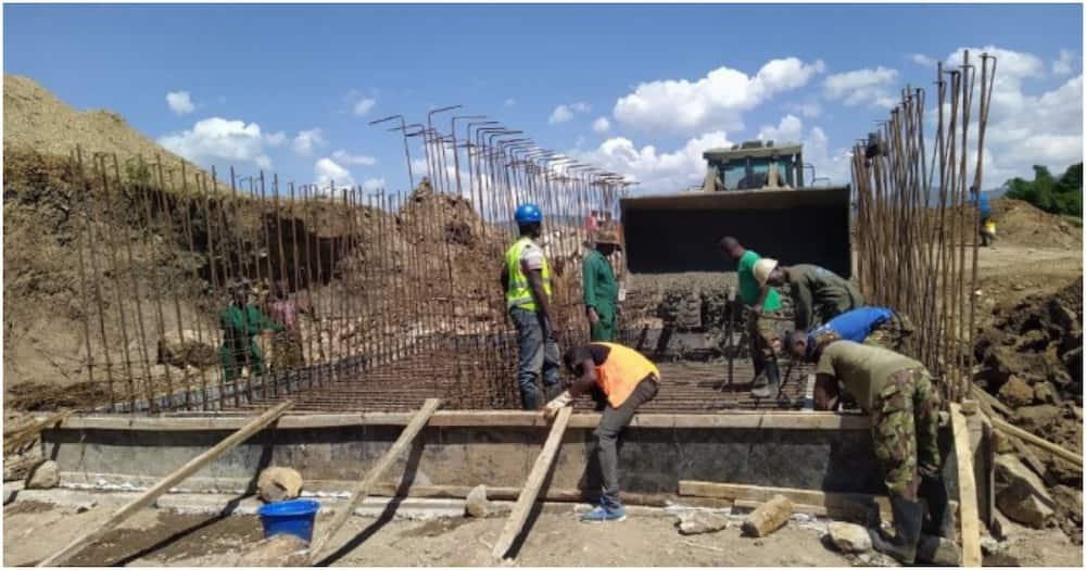 "KDF impresses Kenyans with rehabilitation works on Nakuru-Kisumu railway: ""Why do we hire foreigners"""