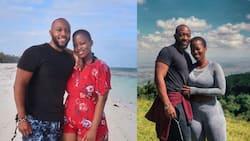 "Corazon Kwamboka celebrates lover Frankie's birthday in cute post: ""My best friend"""