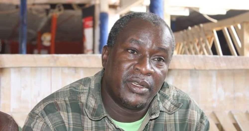 Former Kibwezi Member of Parliament Kalembe Ndile. Photo: Kalembe Ndile.