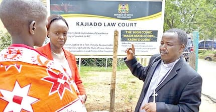 12-year-old Kajiado pupil walks 30km to escape early marriage