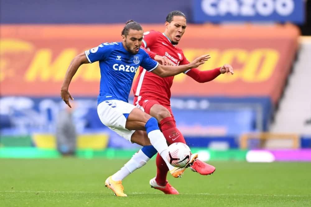 Virgil van Dijk set for 8 months on sidelines after injury against Everton