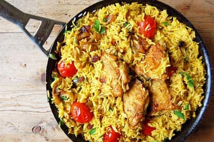 The best chicken pilau recipe to give your taste buds a treat