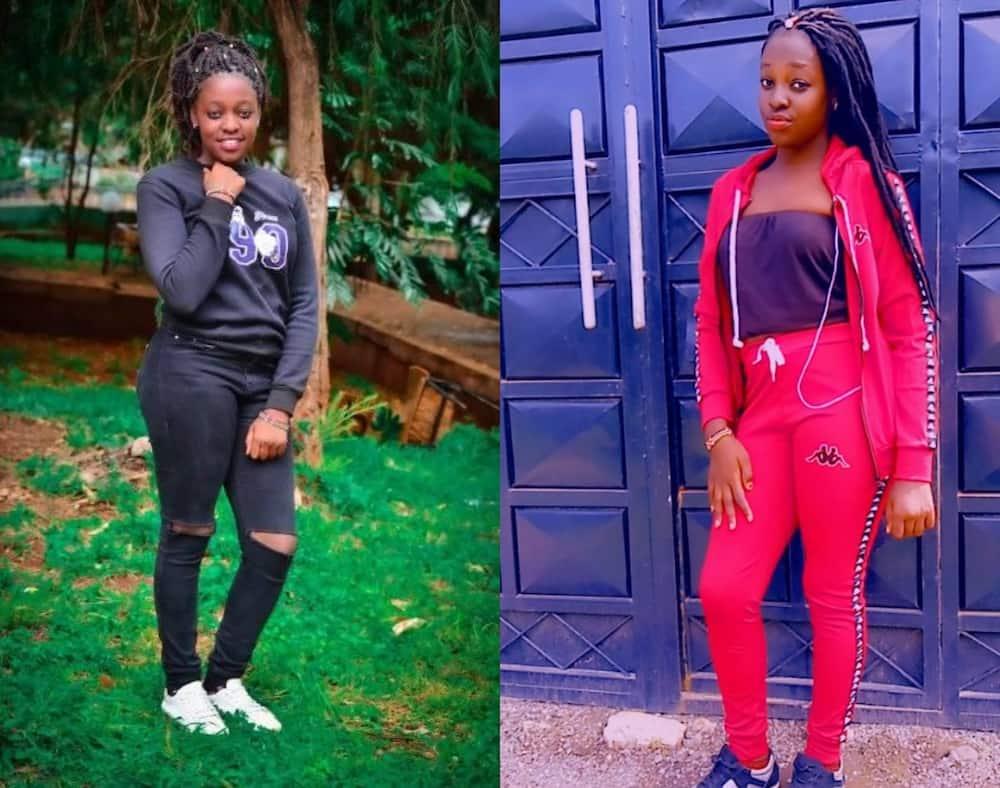 Picha Tamu za Christine Ambani Aliyeuawa Ndani ya Lojing'i Githurai