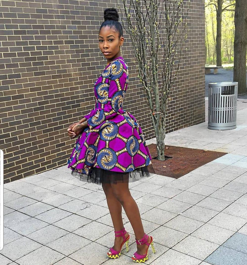 Latest Ankara styles from Nigeria 2020
