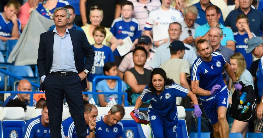 What happened to former Chelsea physio who fell out with Mourinho?