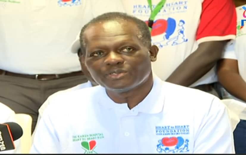 Raphael Tuju akanusha madai kwamba amelazwa ICU