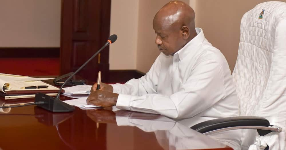 President Museveni announces he's joined Instagram, sparks reactions online
