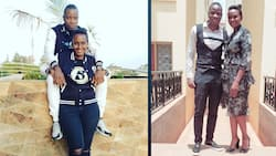 """Fans Awed by Lovely Photos of Guardian Angel, Lover Esther Musila: """"Mmeanza Kufanana"""""""