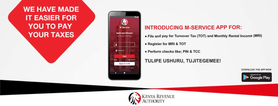 How to check my KRA pin using ID number