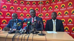 Raphael Tuju Dismisses Claims There Is Panic In Cabinet after Landmark Ruling Affecting CSs, CASs